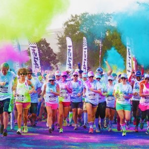 Color Craze Run