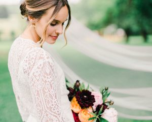 Kelly & Dan | Intimate Backyard Wedding