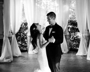 Amy & Greg's Elegant Gervasi Wedding with Pops of Color!