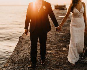 Colleen + Steven Married