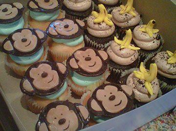 Cupcakes + custom