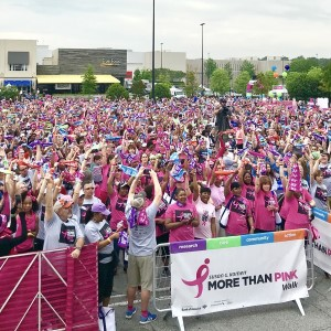 More Than Pink Walk