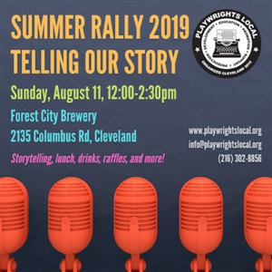 Summer Rally: Telling Our Story