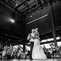 Bride and Groom First Dance at Music Box Supper Club Cleveland