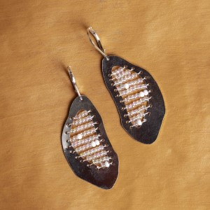 Chertova Beaded Earrings