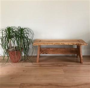 Slainte Home Wooden Bench