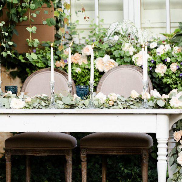 Styled Shoot: European Romance