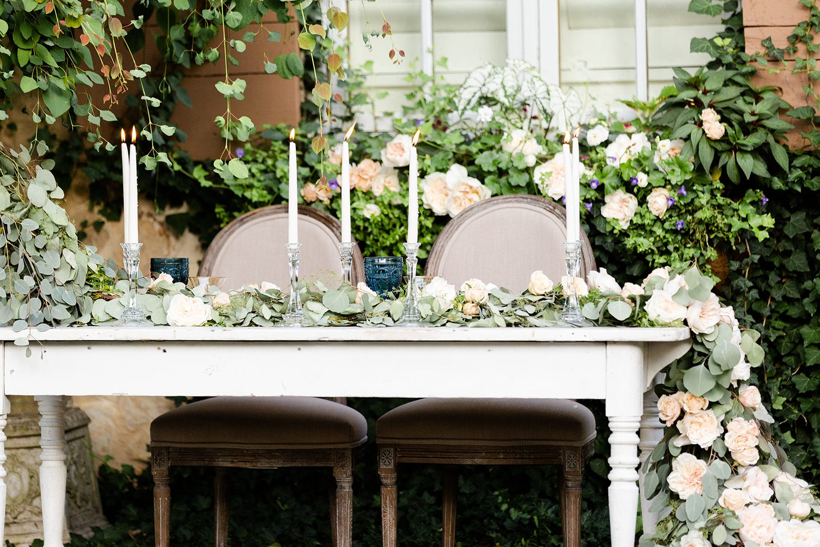 Styled Shoot: European Romance