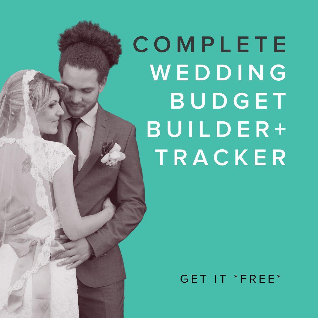 Free Flutter Social Wedding Budgeting Tool + Tracker