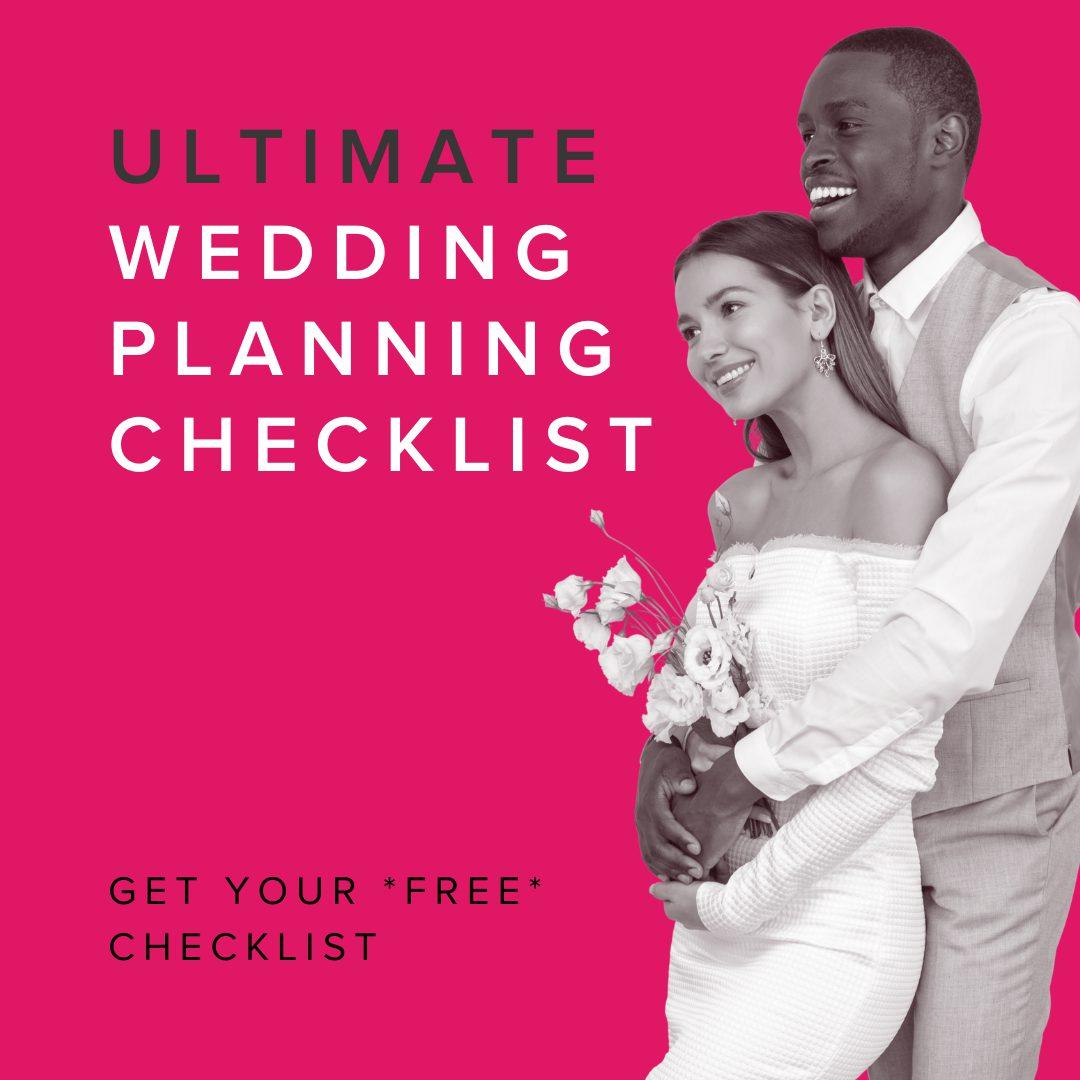 Free Flutter Social Wedding Planning Checklist
