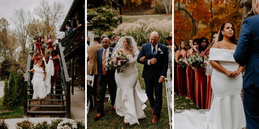 Fall Wedding - Weddings by CPE